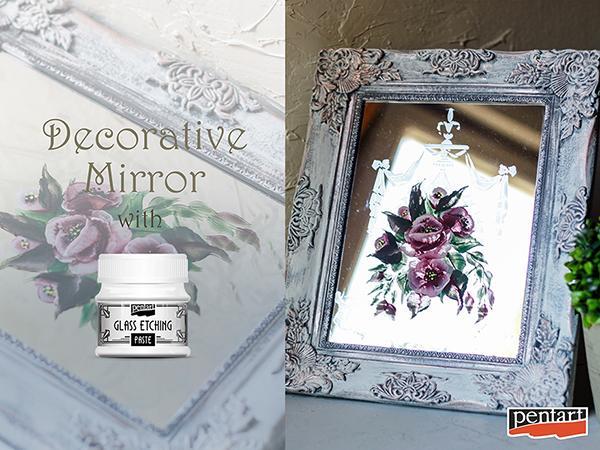 cum realizam o oglinda decorativa handmade